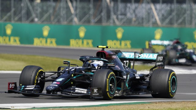 FP1 F1 GP Belgia: Valtteri Bottas Tercepat, Lewis Hamilton Ke-18 (54694)