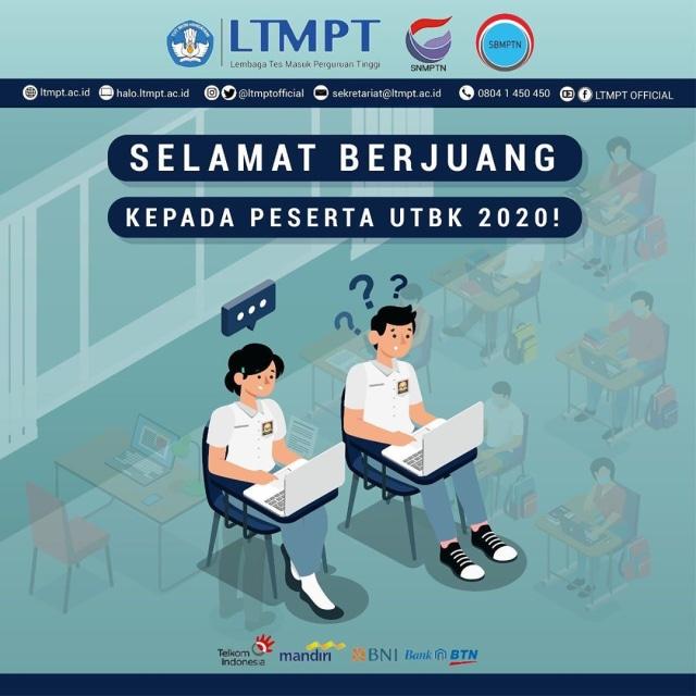 Pengumuman SBMPTN Dimajukan Jadi 14 Agustus 2020 (100967)