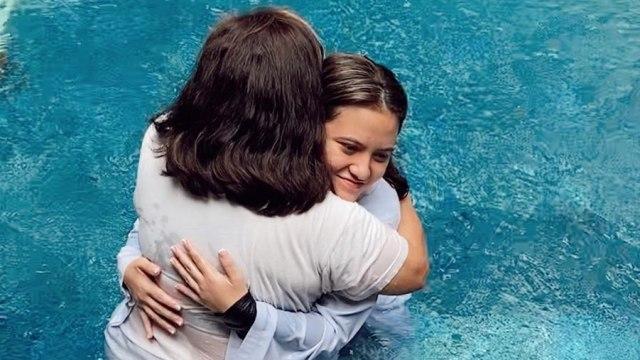 Baru Dibaptis, Marsha Aruan Jawab Kabar soal Pindah Agama (356733)