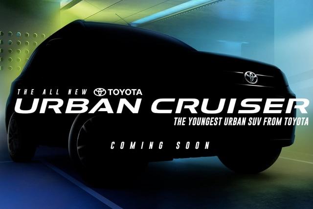 Toyota Urban Cruiser, SUV Baru Kembaran Suzuki Vitara Brezza (11529)