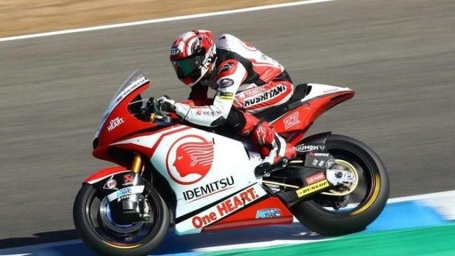Moto3 Portugal: Pedro Acosta Pemenang, Andi Gilang Finis Ke-18 (337371)