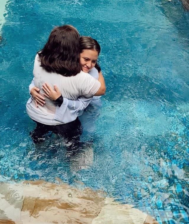 Marsha Aruan Akui Sudah Ingin Dibaptis sejak Usia 18 Tahun  (82813)