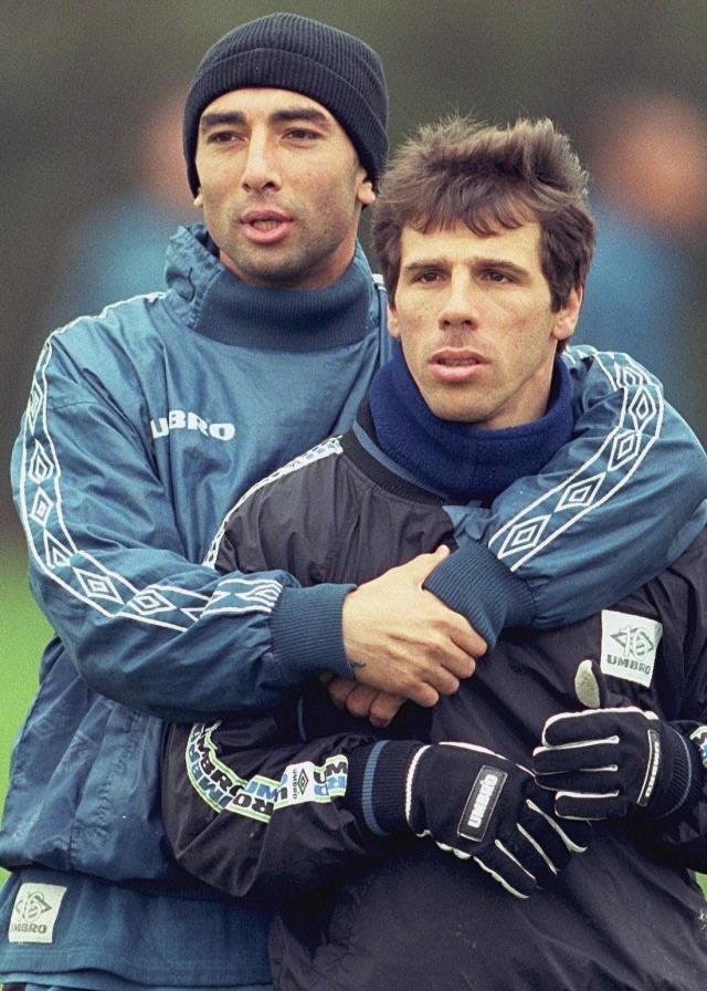 Maurizio Sarri dan Deretan Pelatih yang Justru Dipecat Sehabis Juara (730153)