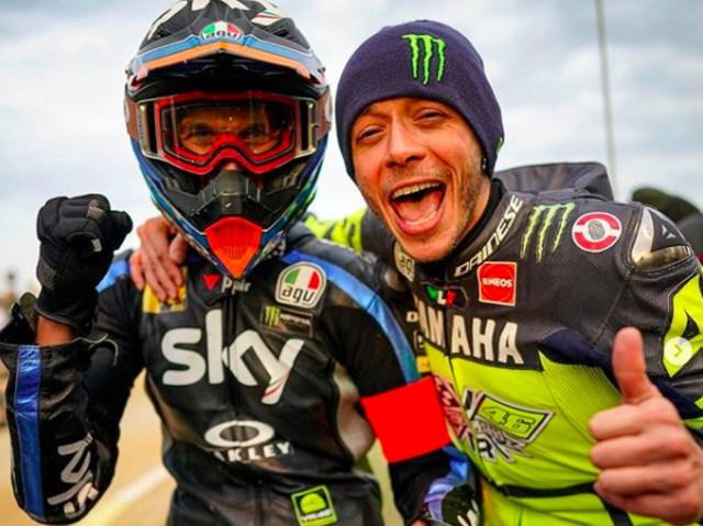 Luca Marini Adik Valentino Rossi Masuk Radar Untuk Naik Kelas Ke Motogp Kumparan Com