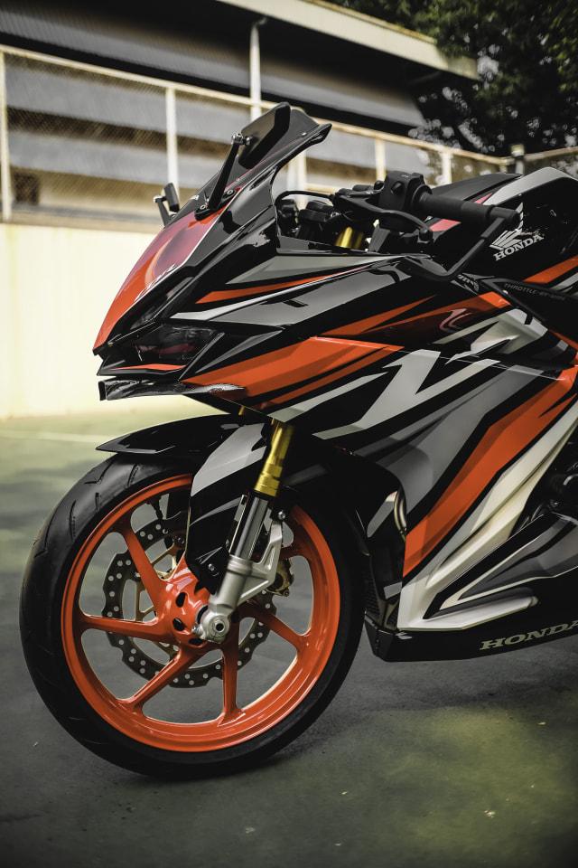Foto: Modifikasi Honda CBR250RR SP, Bisa Jadi Bahan Referensi (56712)
