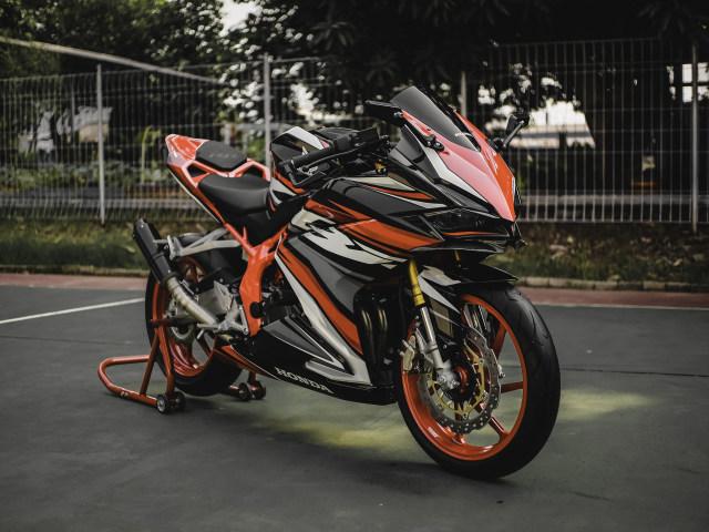 Foto: Modifikasi Honda CBR250RR SP, Bisa Jadi Bahan Referensi (56695)