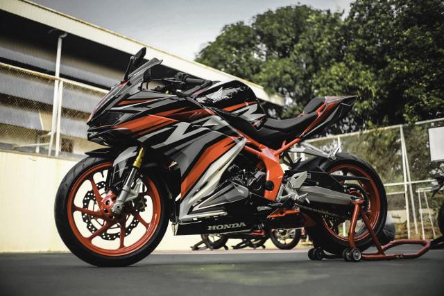 Foto: Modifikasi Honda CBR250RR SP, Bisa Jadi Bahan Referensi (56700)