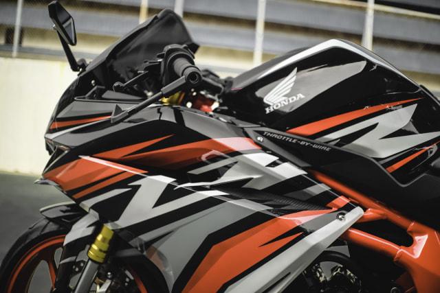 Foto: Modifikasi Honda CBR250RR SP, Bisa Jadi Bahan Referensi (56702)