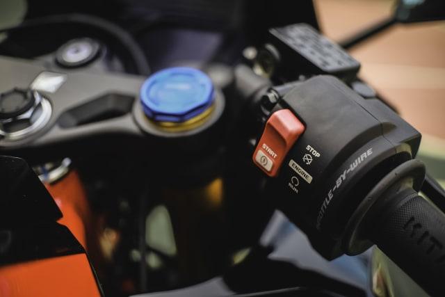 Foto: Modifikasi Honda CBR250RR SP, Bisa Jadi Bahan Referensi (56697)