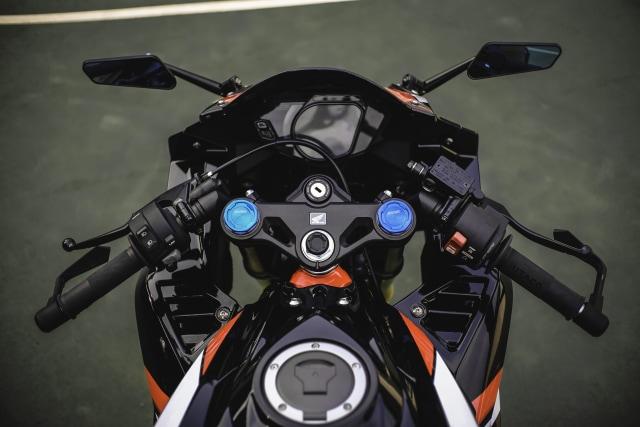 Foto: Modifikasi Honda CBR250RR SP, Bisa Jadi Bahan Referensi (56703)