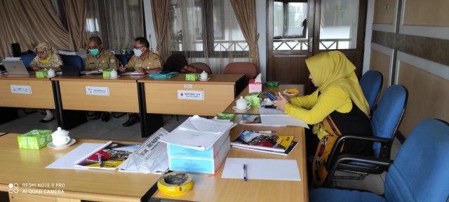 Wakil Ketua Komisi II DPRD Dorong Pemkot Pontianak Miliki Data Mandiri (36381)