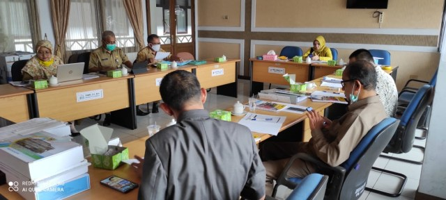 Wakil Ketua Komisi II DPRD Dorong Pemkot Pontianak Miliki Data Mandiri (36382)