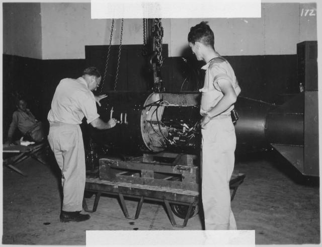 'Little Boy' dan 'Fat Man', Bom Atom Amerika Penghancur Hiroshima dan Nagasaki (9766)