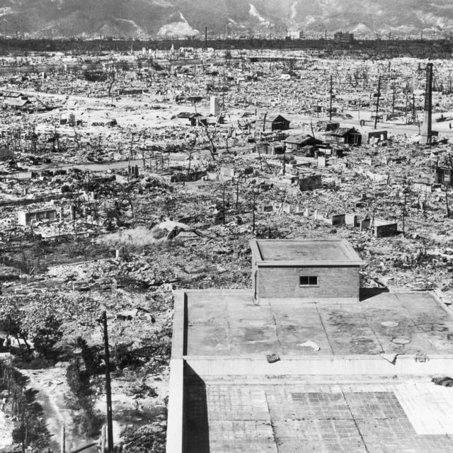 'Little Boy' dan 'Fat Man', Bom Atom Amerika Penghancur Hiroshima dan Nagasaki (9771)