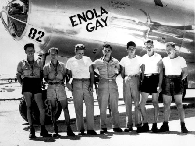 'Little Boy' dan 'Fat Man', Bom Atom Amerika Penghancur Hiroshima dan Nagasaki (9770)