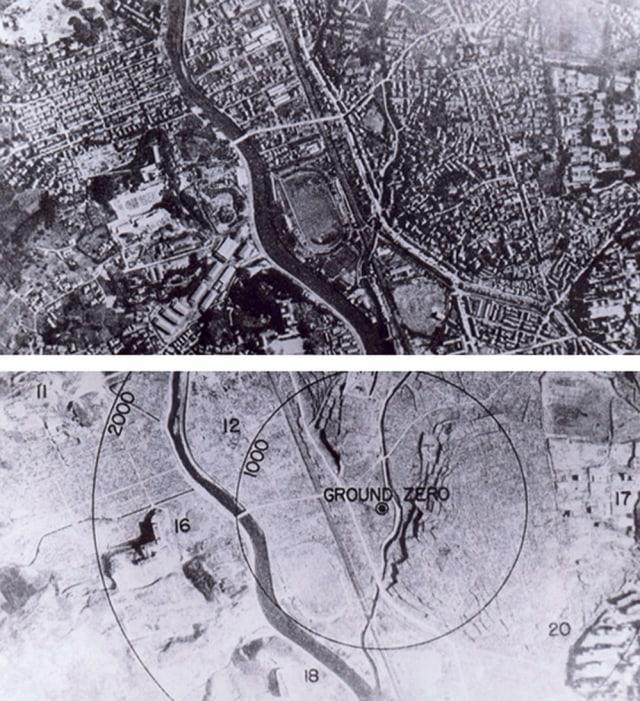 'Little Boy' dan 'Fat Man', Bom Atom Amerika Penghancur Hiroshima dan Nagasaki (9772)