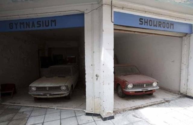8 Diler Mobil yang Terbengkalai Puluhan Tahun dan Menyimpan Koleksi Eksotis (19785)