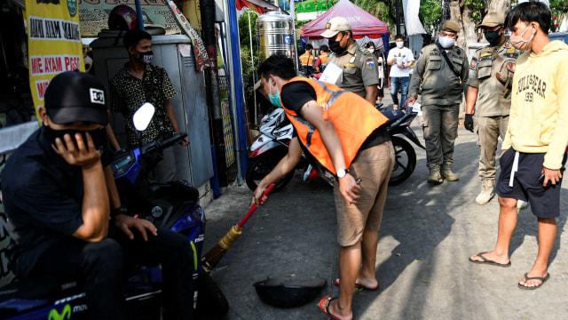 Berita Populer: Ketentuan dan Larangan Berkendara Selama PSBB Ketat DKI Jakarta (208591)