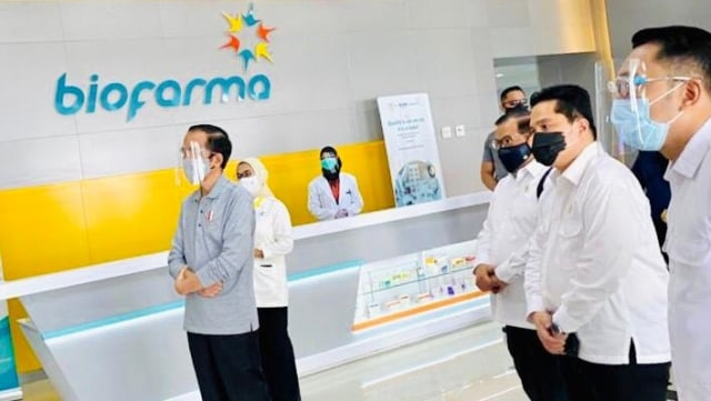 Jokowi Sampaikan Situasi Corona RI: Vaksinasi hingga Antisipasi Long Weekend (65727)