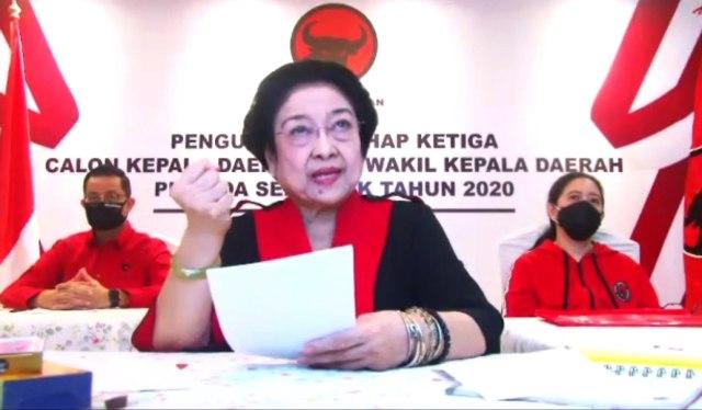 Megawati: Indonesia dan Tiongkok Dipertemukan Takdir yang Sama, Pernah Terjajah (580694)