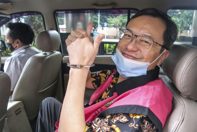 BPK Tanggapi Pernyataan Benny Tjokro soal Konspirasi Kasus Jiwasraya (23188)