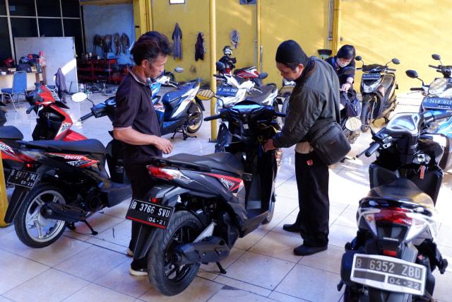 Motor Bebek Bekas Makin Tak Dilirik, Harganya Terjun Bebas?  (24006)