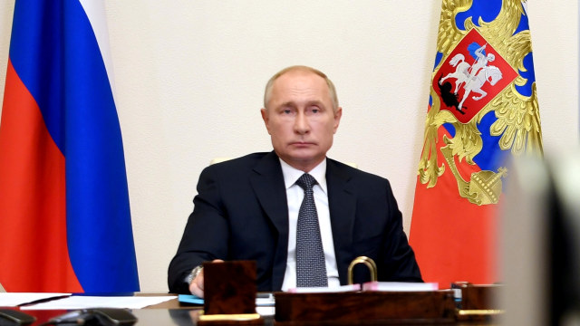 Vladimir Putin Sampaikan Belasungkawa atas Jatuhnya Sriwijaya Air (722090)