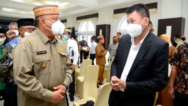KPK Kecewa 5 Bupati di Gorontalo Belum Tuntaskan Peraturan Pajak Daring (2)
