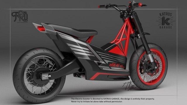 Konversi Sepeda Motor Bensin ke Listrik Dapat Lampu Hijau, Ini  Syaratnya (53324)