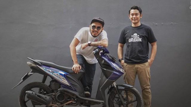 Menanti Honda BeAT Listrik Bergaya Futuristik Karya Modifikator Indonesia (218294)