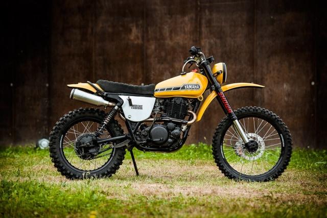 Yamaha Siapkan Motor Berbahan Bakar Air, XT500 H20 (116329)
