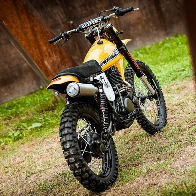 Yamaha Siapkan Motor Berbahan Bakar Air, XT500 H20 (116330)