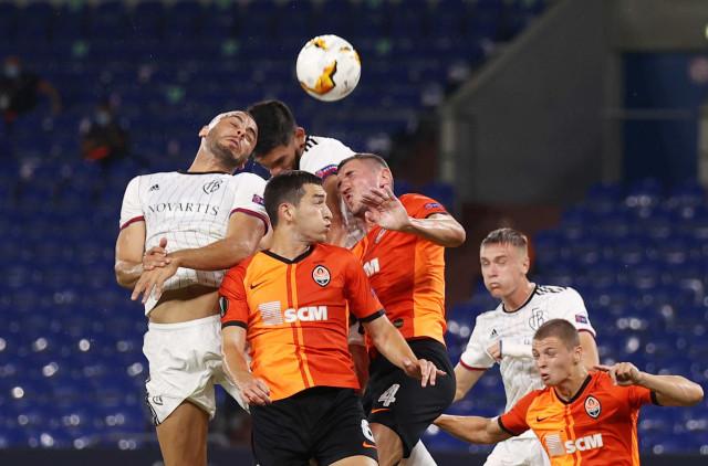 Hasil Liga Europa: Menang 4-1, Shakhtar Susul Inter dan MU ke Semifinal (2)