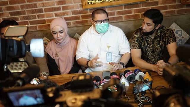 Dugaan Penggelapan Keuangan Dihentikan, Medina Zein Akan Lakukan Praperadilan (89891)