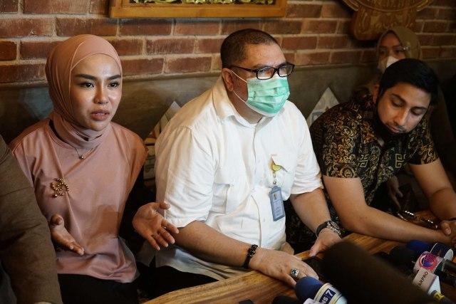 Dugaan Penggelapan Keuangan Dihentikan, Medina Zein Akan Lakukan Praperadilan (89892)