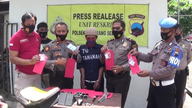 Pemulung di Semarang Ditangkap karena Mencuri, Sempat Sedekah Pada Pengemis (48939)