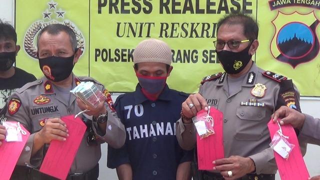 Pemulung di Semarang Ditangkap karena Mencuri, Sempat Sedekah Pada Pengemis (48938)