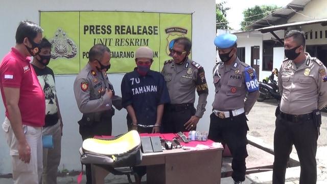 Pemulung di Semarang Ditangkap karena Mencuri, Sempat Sedekah Pada Pengemis (48937)