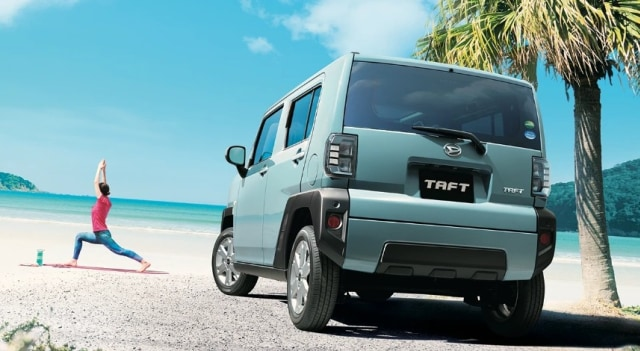 Kapan Daihatsu Taft Reborn Dijual ke Indonesia?  (72420)