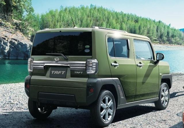 Daihatsu Taft Reborn Akan Meluncur ke Indonesia Bareng Rocky? (1076543)