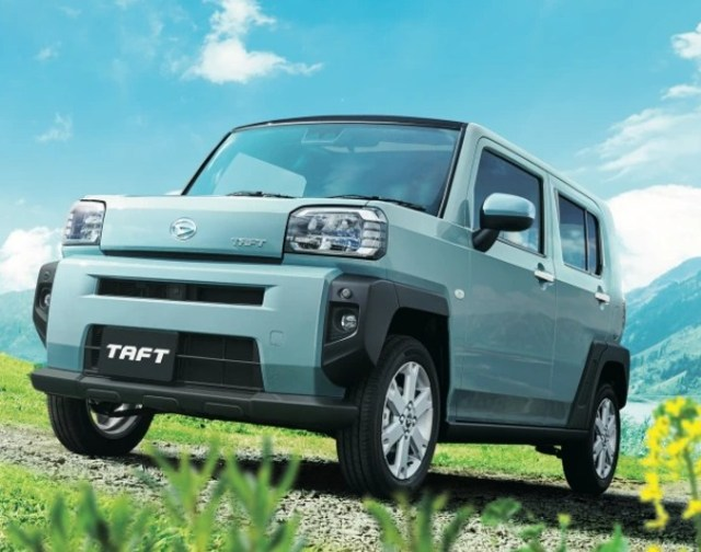 Berita Populer: Daihatsu Taft Reborn dan Bocoran Toyota Innova TRD Sportivo (67023)