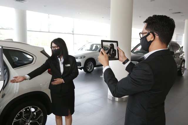 BMW Indonesia Hadirkan Dealer Virtual, Strategi Baru di Tengah Pandemi (87607)