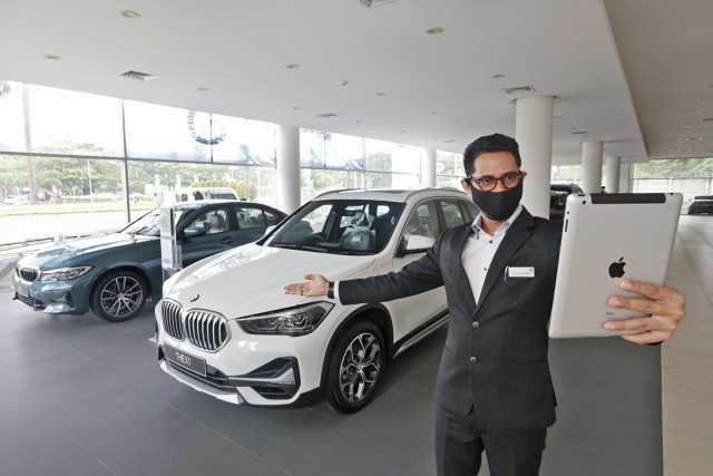 BMW Indonesia Hadirkan Dealer Virtual, Strategi Baru di Tengah Pandemi (87605)