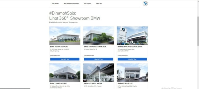 BMW Indonesia Hadirkan Dealer Virtual, Strategi Baru di Tengah Pandemi (87606)