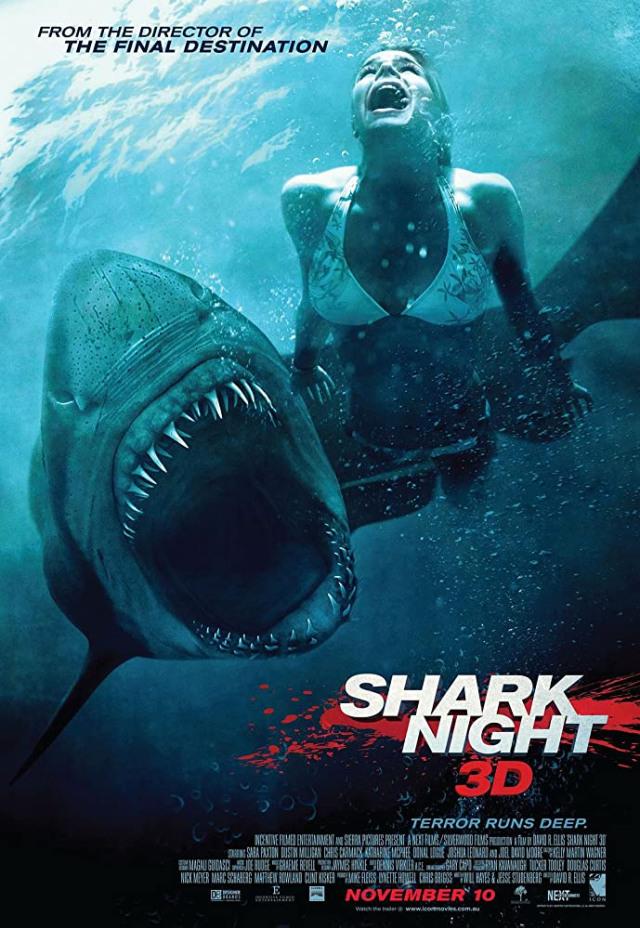 Sinopsis Film Shark Night, Tayang Malam Ini di Bioskop Trans TV (4932)