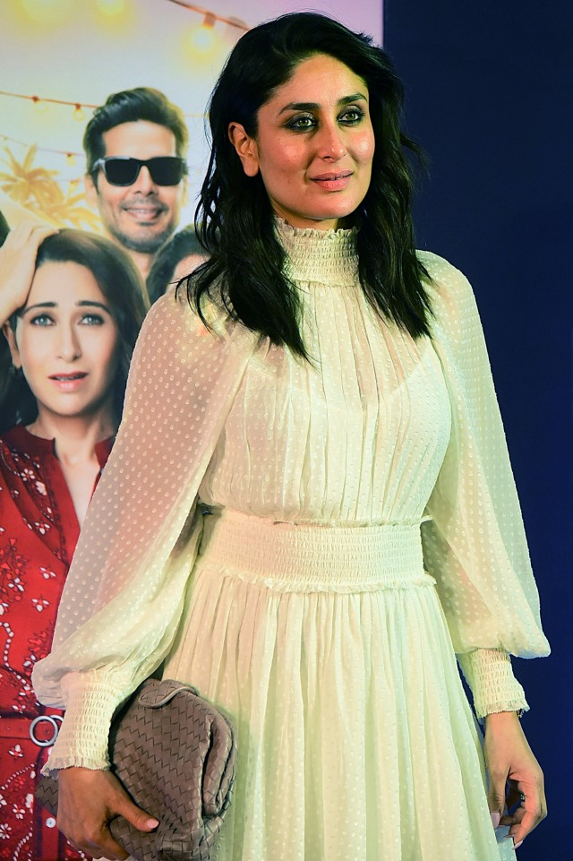 Profil Kareena Kapoor, Aktris Bollywood yang Baru Melahirkan Anak Kedua (212204)