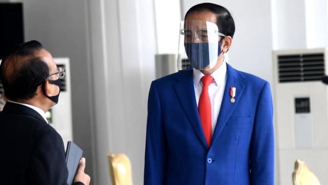 Beda Jokowi dan Eijkman soal Kapan Vaksin Merah Putih Diproduksi (240565)