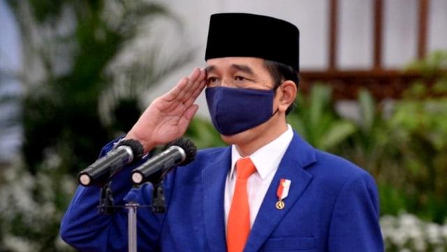 Duka Jokowi, Ma'ruf Amin, hingga Ahok untuk Sekda DKI Saefullah yang Berpulang (33289)