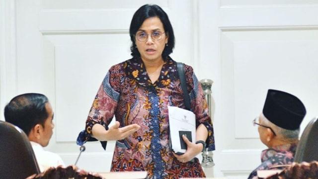Sri Mulyani Kembali Beri Sinyal Resesi, PSBB Bikin Ekonomi Makin Tertekan (633093)