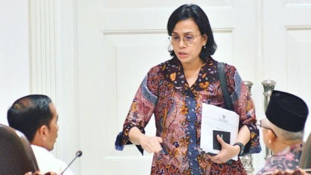 Pulihkan Ekonomi, Sri Mulyani Perkuat Kerja Sama Internasional (103963)